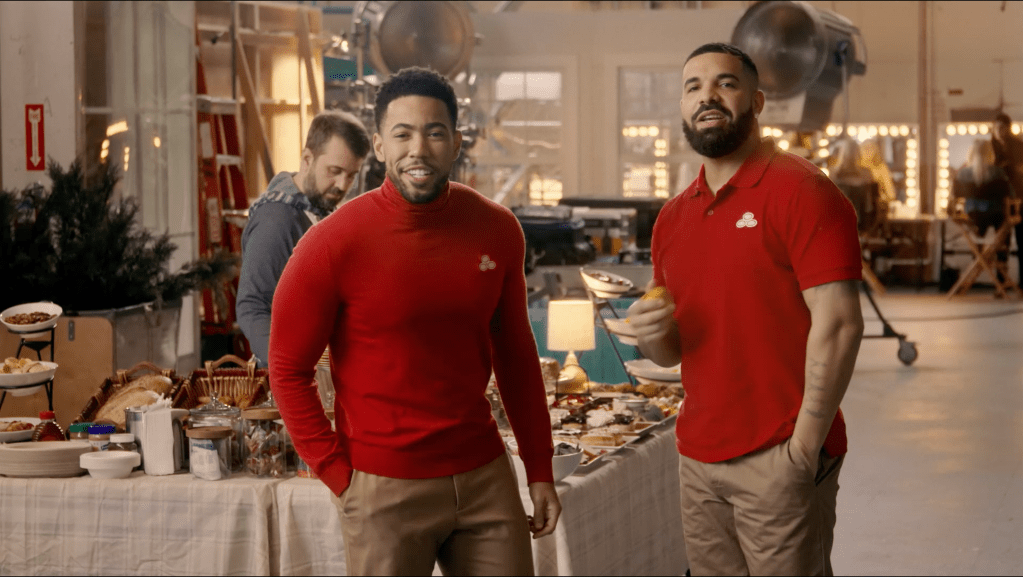 Drake from State Farm commercial