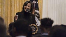 President Trump Speaks At Young Black Leadership Summit 2019
