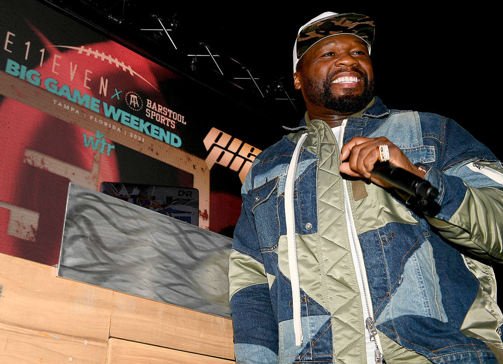 50 Cent, Tory Lanez & More Party Maskless During Super Bowl LV Weekend