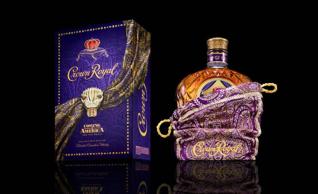 Crown Royal x Coming 2 America