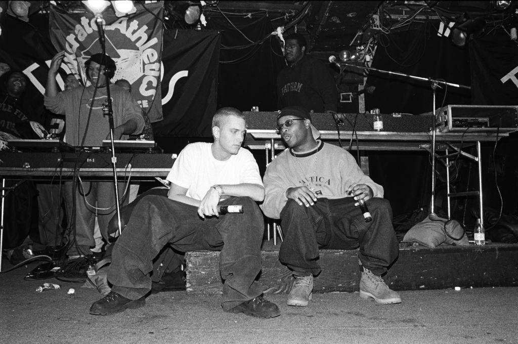 Eminem Live At Tramps