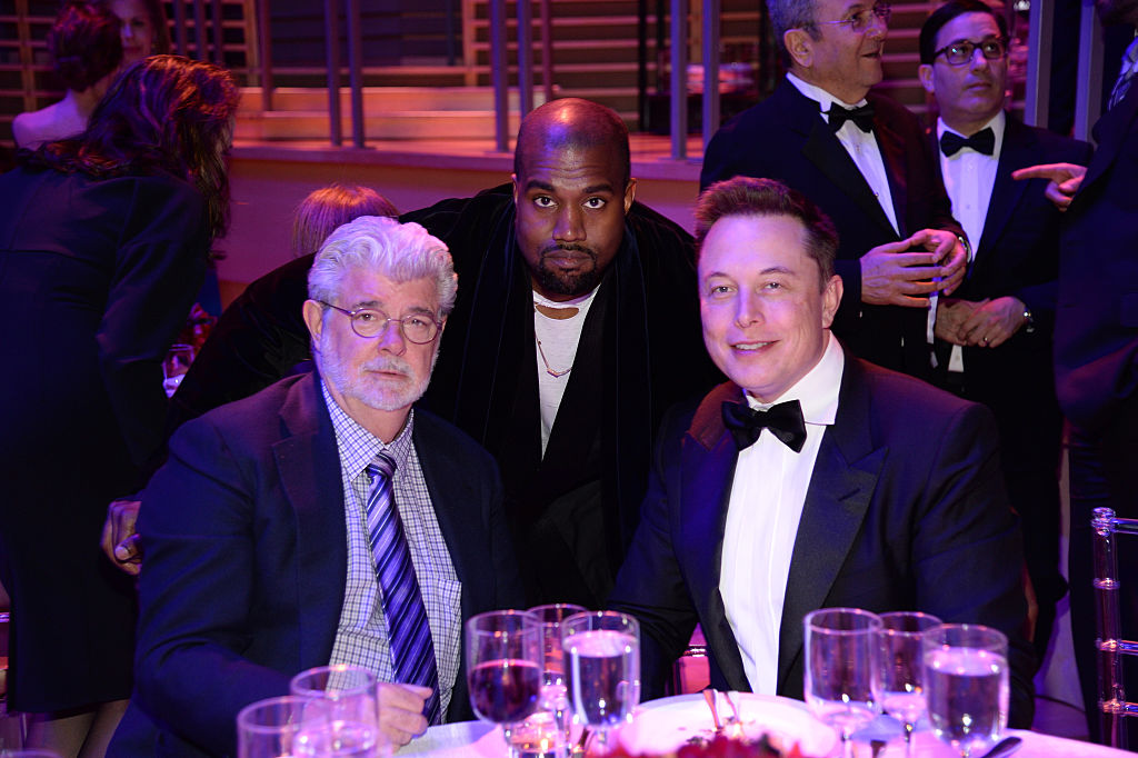 Elon Musk Announces Kanye West Will Be Joining Clubhouse