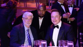 TIME 100 Gala, TIME's 100 Most Influential People In The World - Dinner