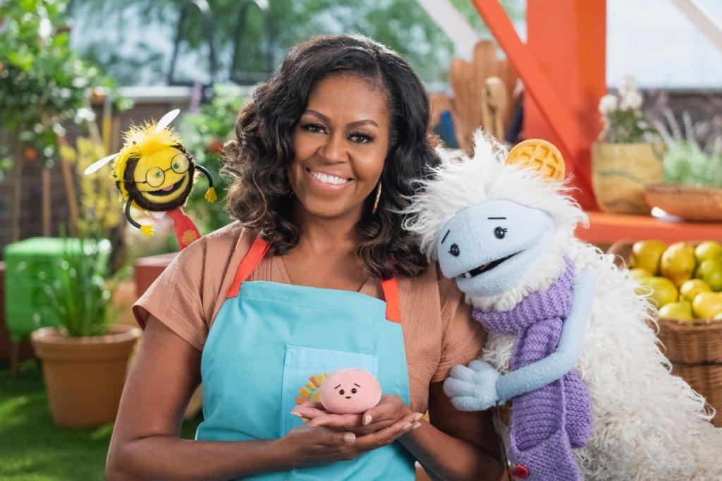 Michelle Obama x Waffles + Mochi