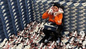 Air Jordan 1 Freeze Out x Benjamin Kickz