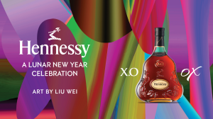 Hennessy Lunar New Year X.O