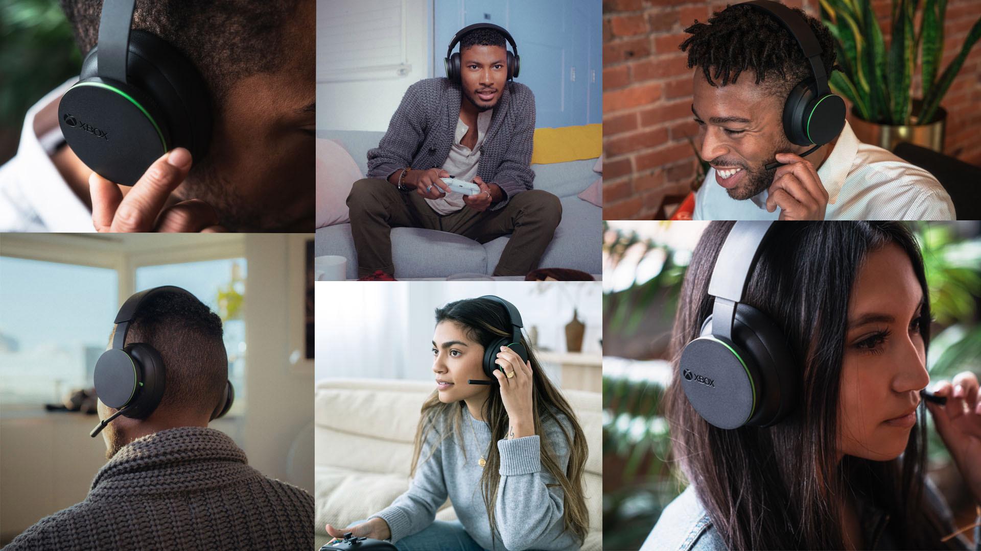Xbox Unveils New Premium Wireless Headset