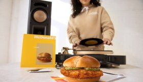 McDonald's Crispy Chicken Sandwich and Capsule Collection