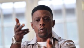 """Behind The Scenes Video Shoot For """"Shottas"""" With Xay Capisce And Lil Boosie"""