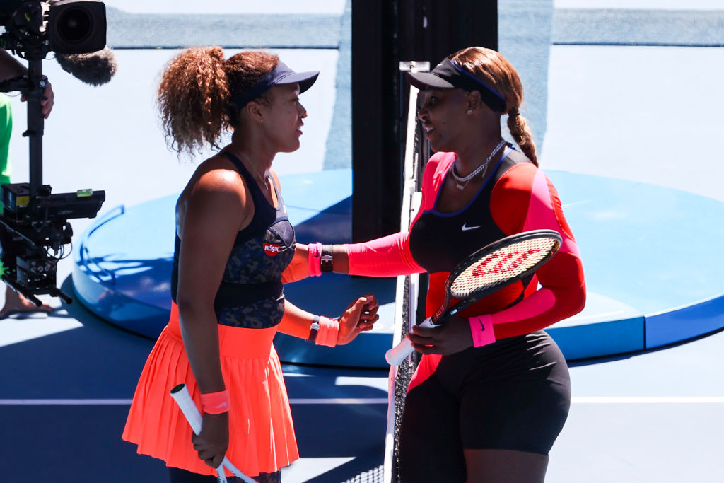Naomi Osaka Defeats Serena Williams In Straight Sets