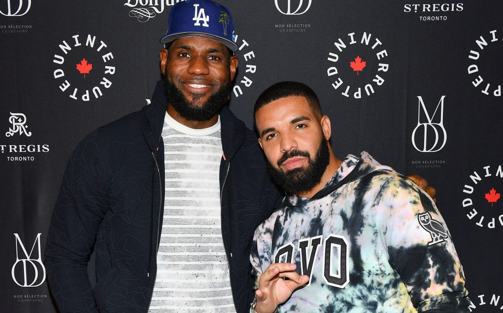 LeBron James Tweets He Wants To Drop An Album Featuring His Friends