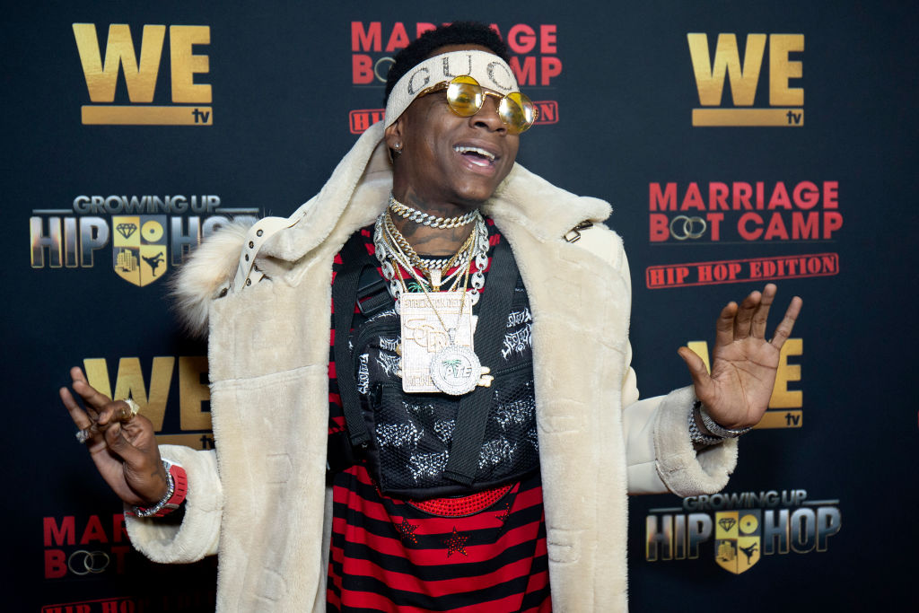 The Jig 2.0?: Soulja Boy Is Selling Another Video Game Console