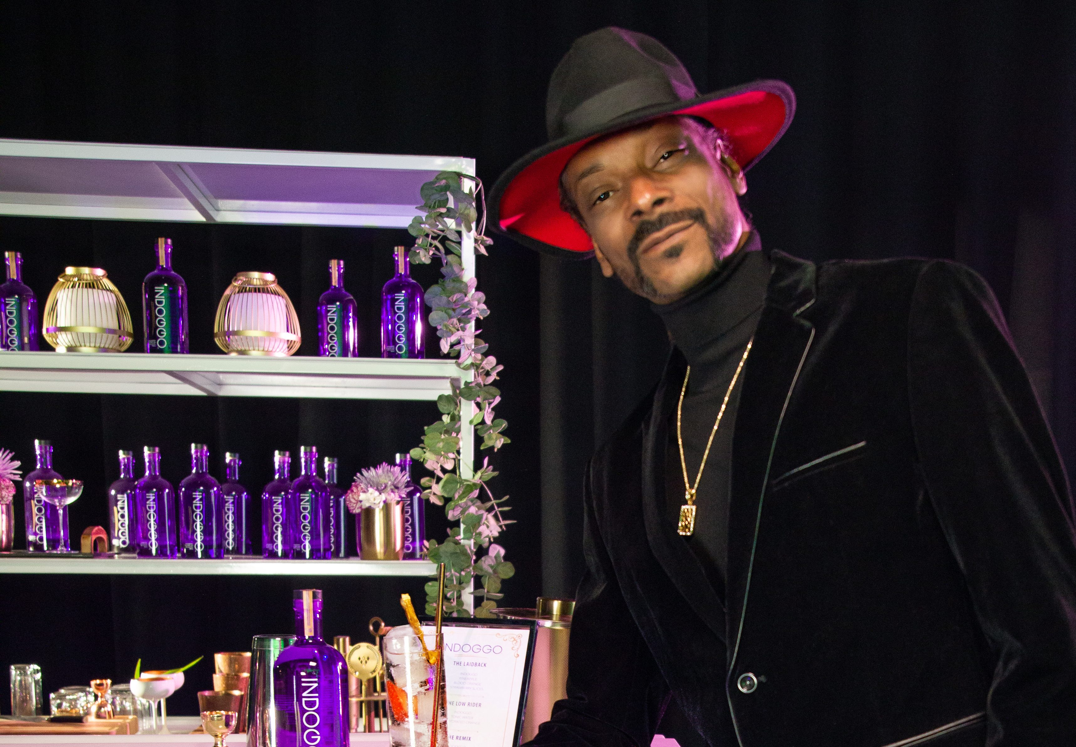 Bag Collection: Snoop Dogg's INDOGGO Gin Now Available Nationwide