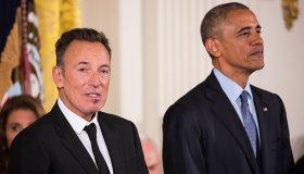 President Obama Awards Presidential Medals of Freedom