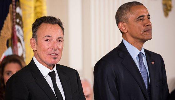 President Barack Obama Says He Broke Kid's Nose Who Called Him A Racial Slur