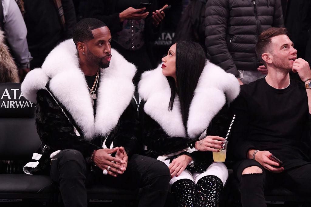 Twitter Is Not Buying Erica Mena & Safaree's Marriage Issues