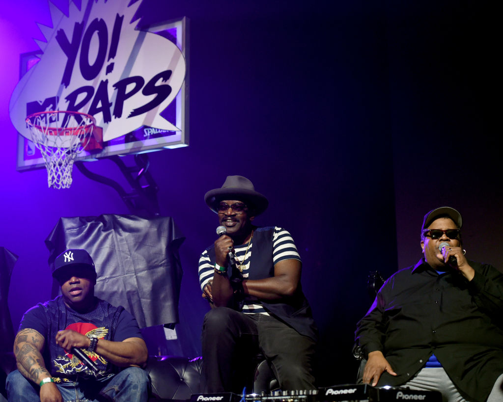 'YO! MTV Raps,' 'Behind The Music,' & 'Unplugged' Coming To Paramount Plus