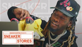 Offset Sneaker Stories