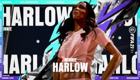 Winnie Harlow FIFA 21 Volta