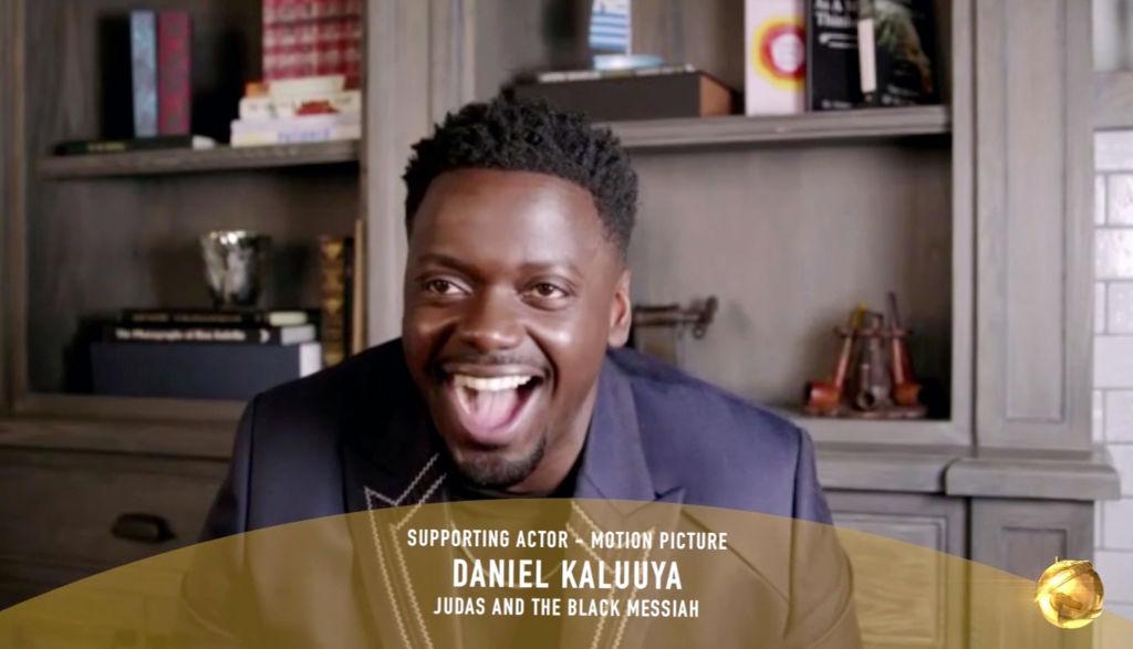Daniel Kaluuya Quotes Nipsey Hussle In Golden Globe Award Acceptance Speech