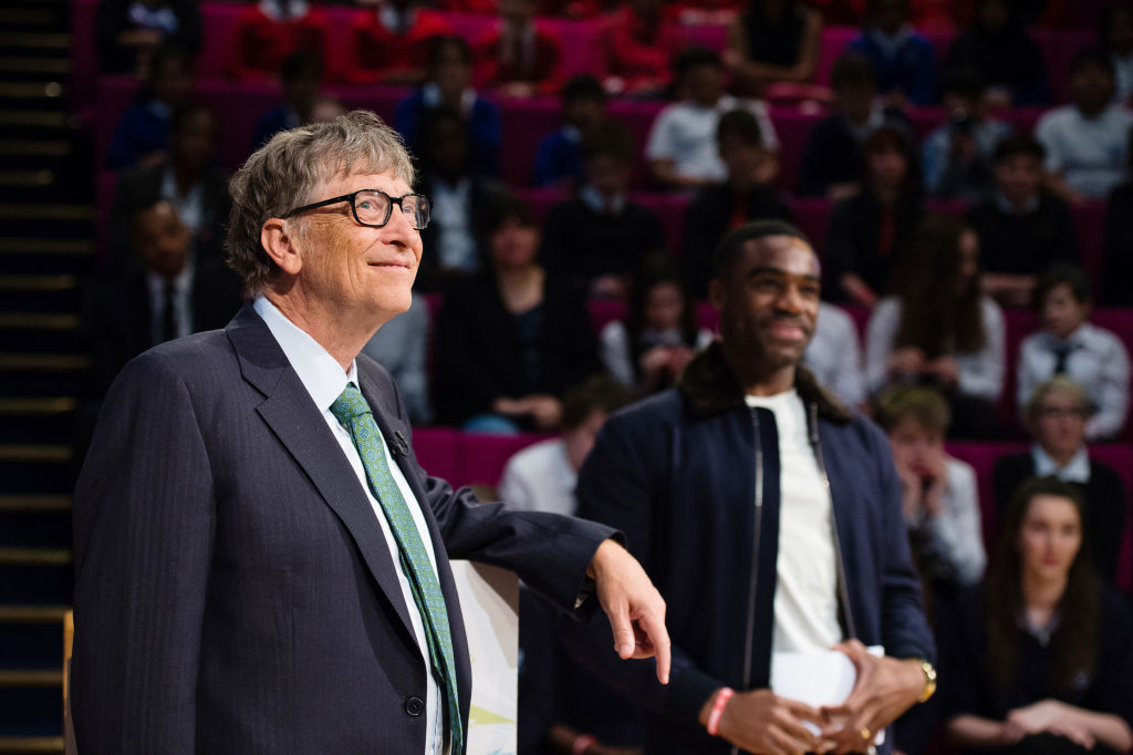 Bill Gates Says He Prefers Android Over iPhone During Clubhouse Interview