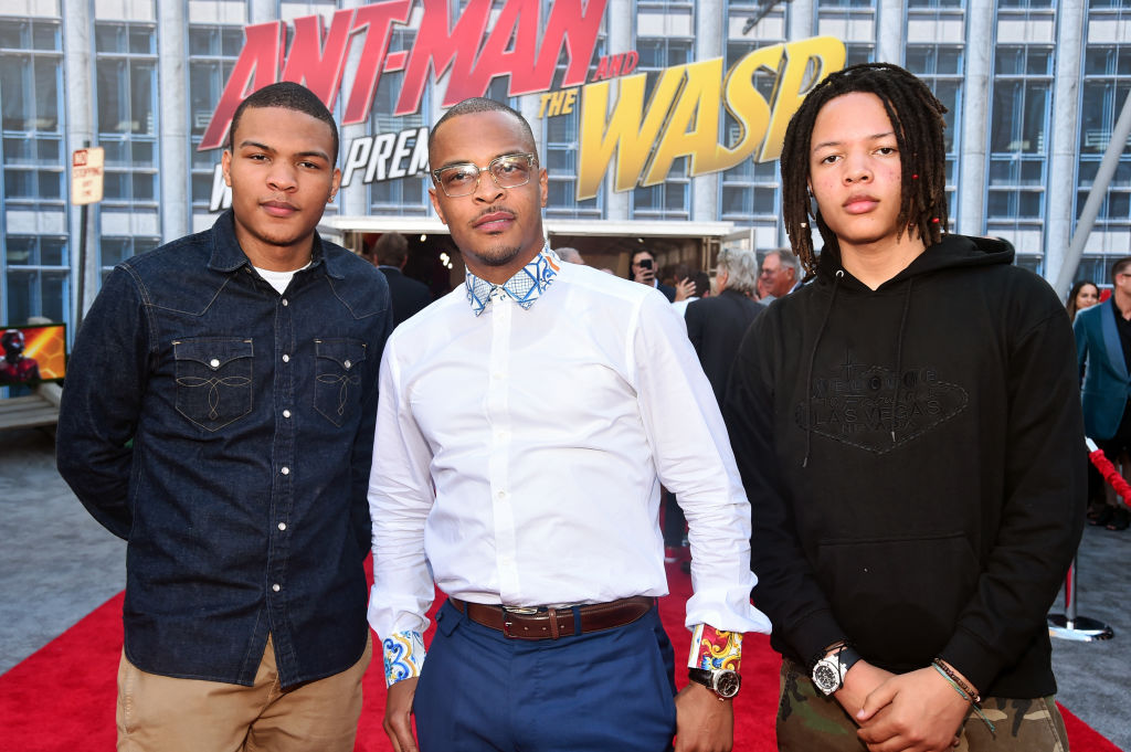 T.I. Won't Be Returning For 'Ant-Man 3' Amidst Sexual Abuse Allegations