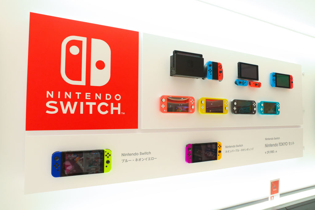Nintendo Swith Model With OLED Display Reportedly Dropping This Year