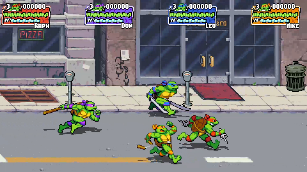 Dotemu Announces Teenage Mutant Ninja Turtles: Shredder's Revenge Game