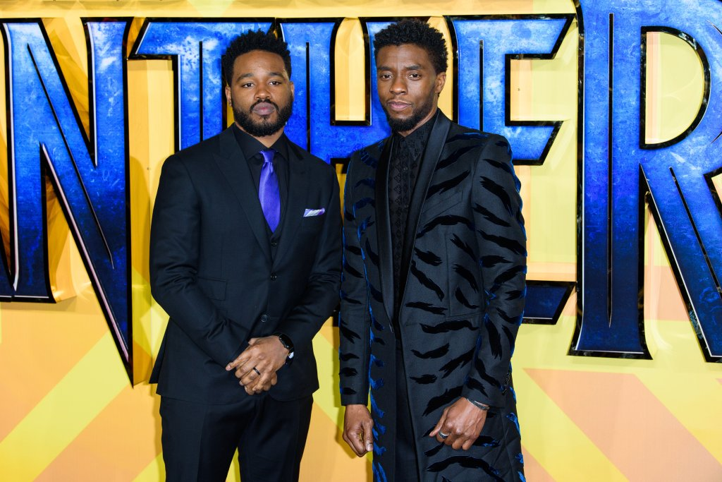 European premiere of 'Black Panther' at the Eventim Apollo - Arrivals