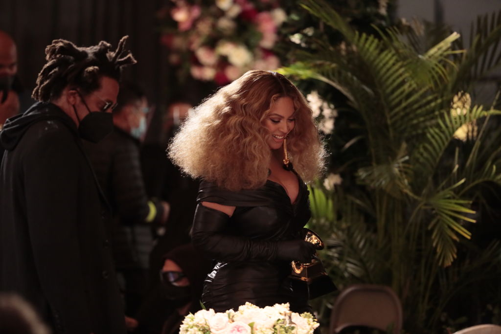 JAY-Z & Beyoncé Showed Up Late To The Grammys & Still Stole The Show
