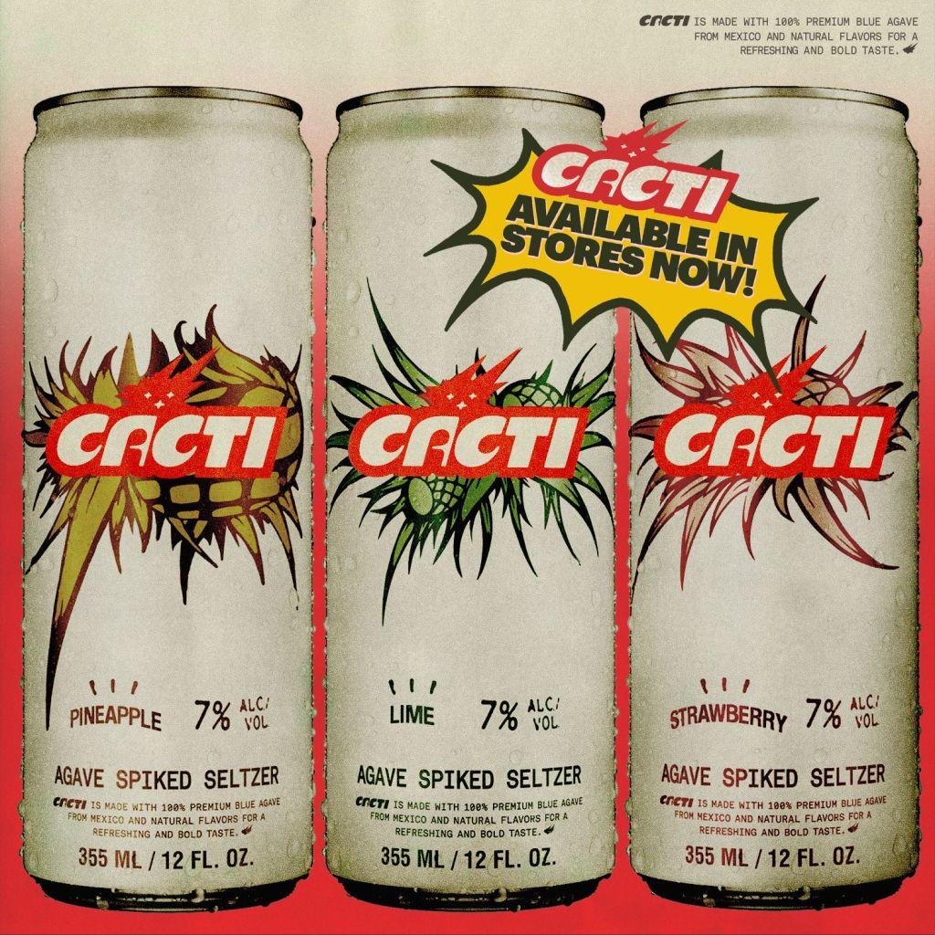 TRAVIS SCOTT X CACTI DRINK