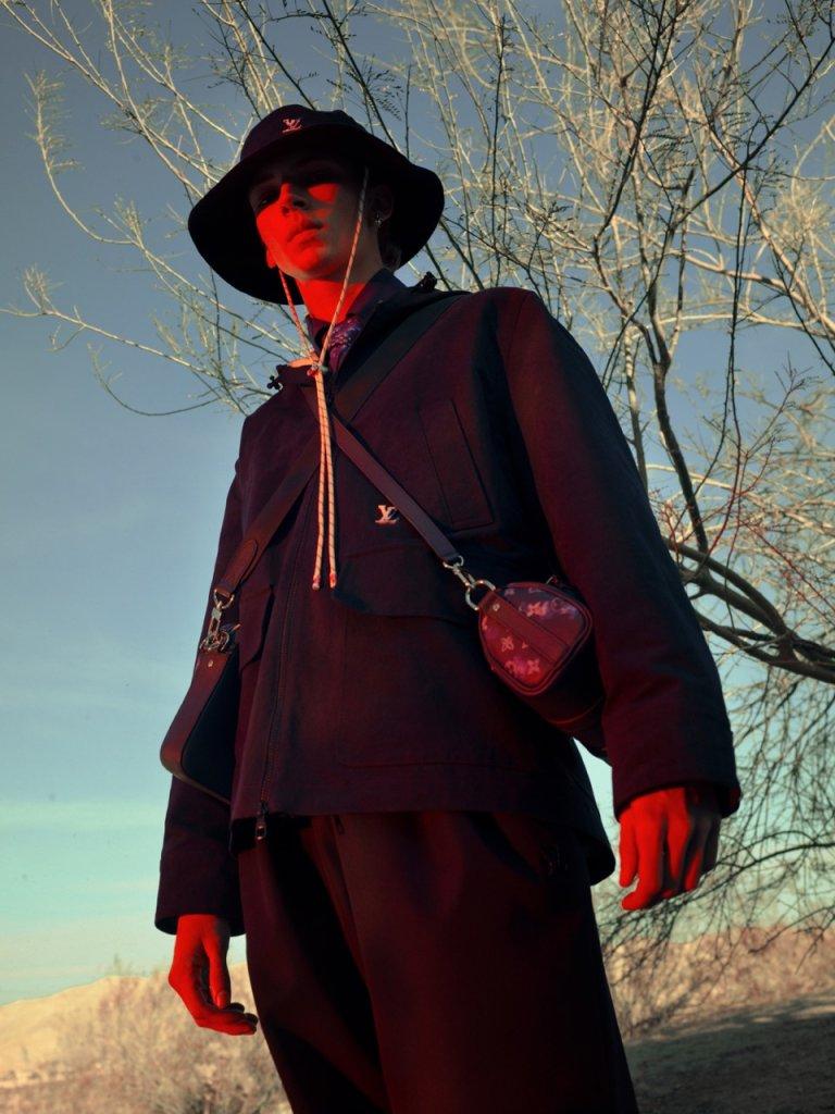 Louis Vuitton Men's Summer Capsule x 21 Savage