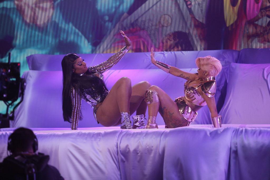 "Group Accuses Cardi B & Megan Thee Stallion of ""Glorifying Prostitution"""