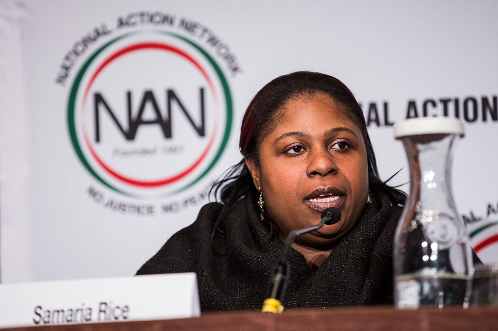 Samaria Rice Calls Out Prominent Black Activists In Scathing Statement