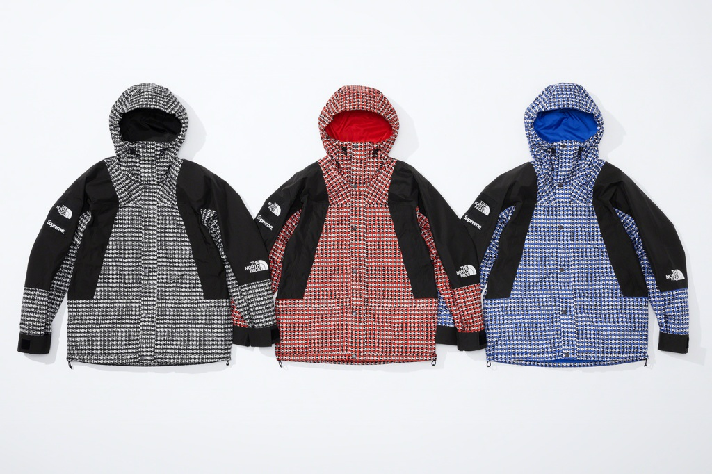 Supreme x The North Face Spring 2021 Collection