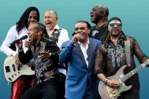 Earth, Wind & Fire The Isley Brothers VERZUZ
