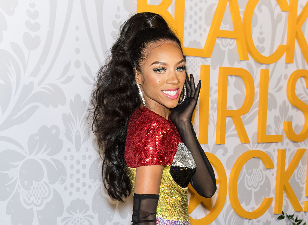 Lil Mama Says She Wants To Start A Heterosexual Righst Movement