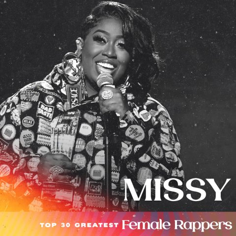 Missy - Greatest Female Rappers