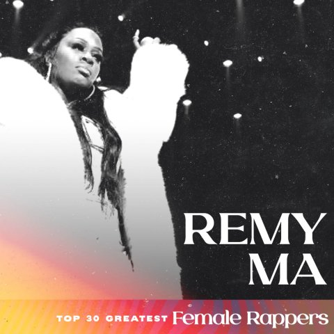 Remy Ma - Greatest Female Rappers
