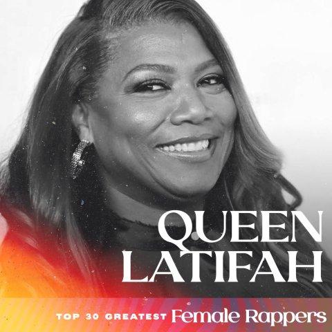 Queen Latifah - Greatest Female Rappers