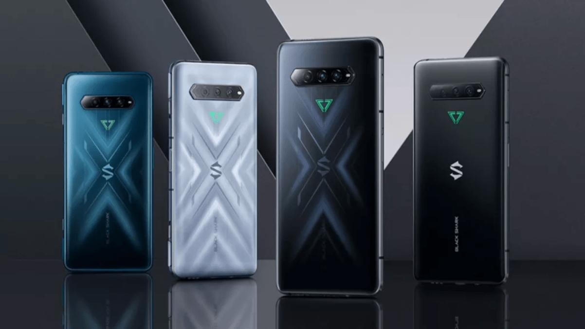 Xiaomi Launches Its New Black Shark 4 & 4 Pro Gaming Phones
