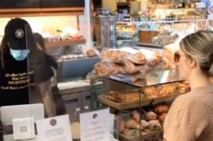 Stephanie Denaro N-Word Davidovich Bakery