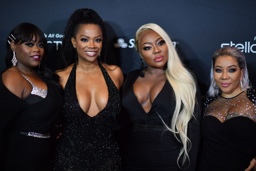 2019 Black Music Honors - Arrivals