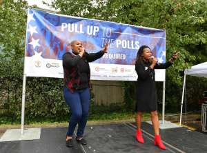 Urban League of Greater Atlanta Rally and March