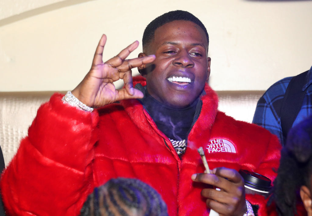 Money Bowl Featuring Blac Youngsta