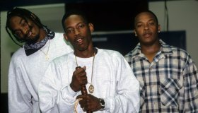 Death Row Records At The Source Awards