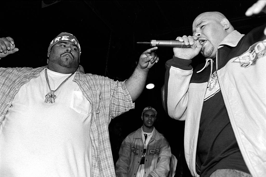 Big Pun And Fat Joe