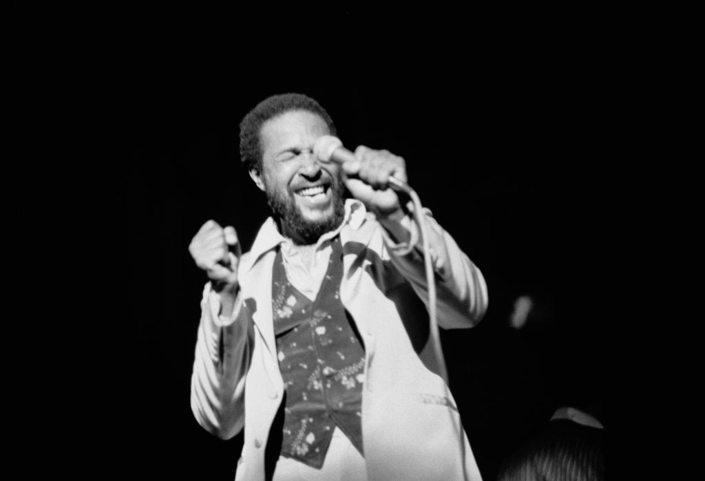 Twitter Remebers Marvin Gaye On What Would Be His 82nd Birthday