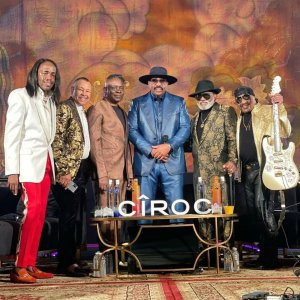 The Isley Brothers and Earth Wind & Fire