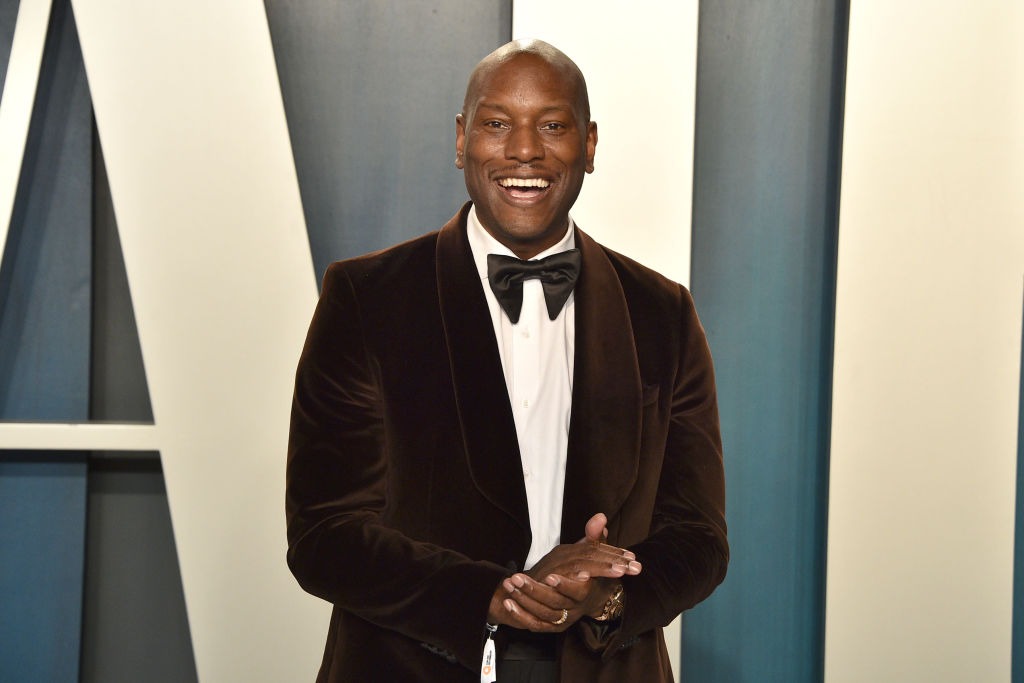 Tyrese Talks About His Mother's Drinking Problem In VERZUZ Comment Section